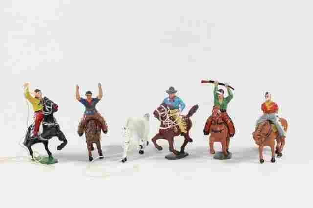 Timpo Wild West Cowboys