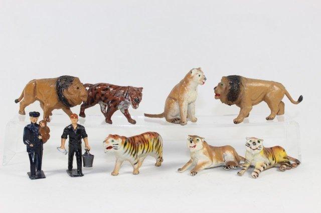 Barrett and Sons Zoo Assortment