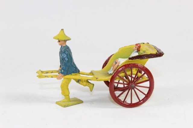 Taylor and Barrett/ F. G. Talor and Sons Rickshaw