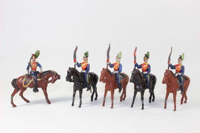 Britains #23 5th Lancers