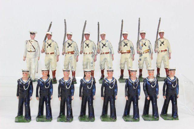 Britains #1253 US Sailors