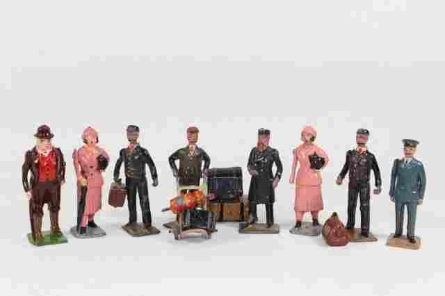 Britains Railroad Assortment