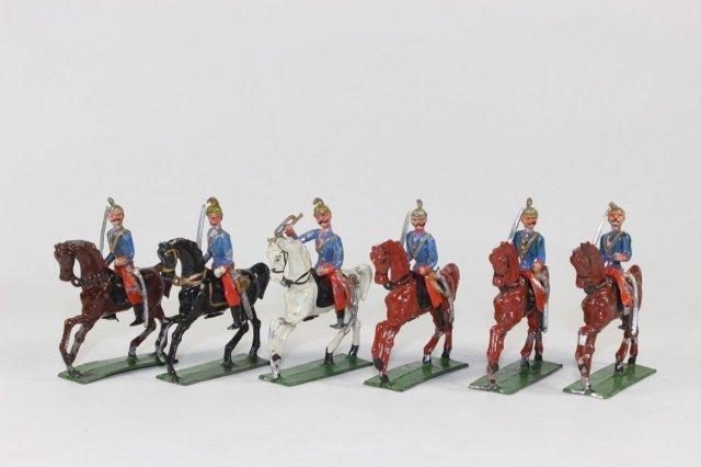 Wollner Serbian Cavalry