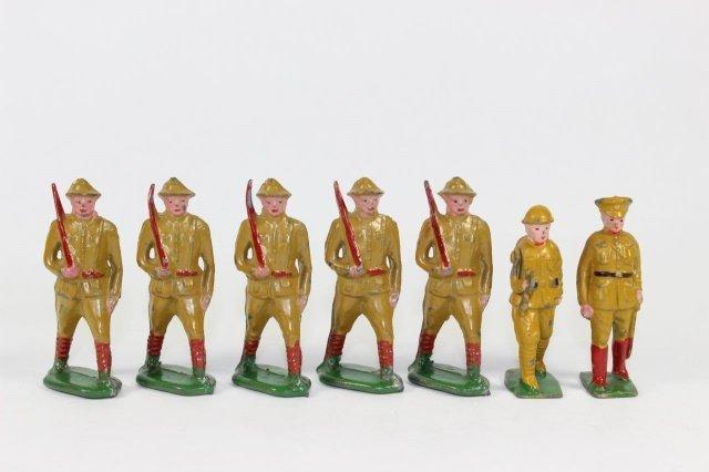 Japanese Made American Troops