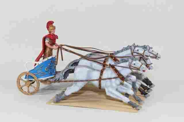 Alymer #079 Roman Quadriga