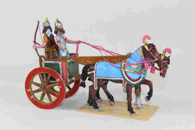 Alymer #078 Assyrian Chariot