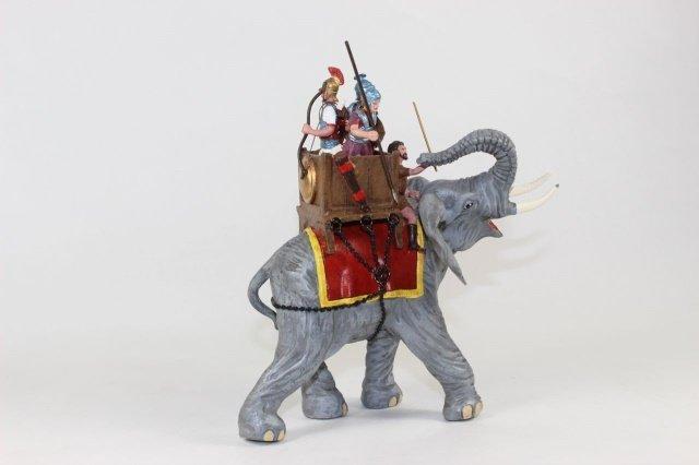 Alymer #075 Carthaginian Elephant