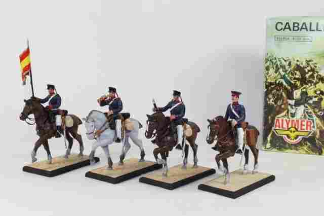Alymer Spanish Cavalry