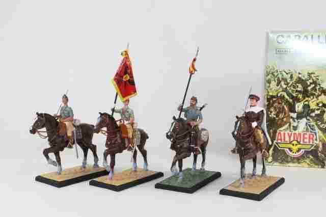 Alymer Spanish Civil War