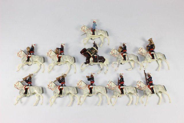 Wm Hocker Indian Army Mounted Band