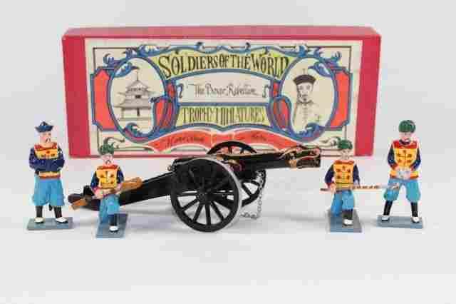 Trophy Miniatures Dragon Gun BS19