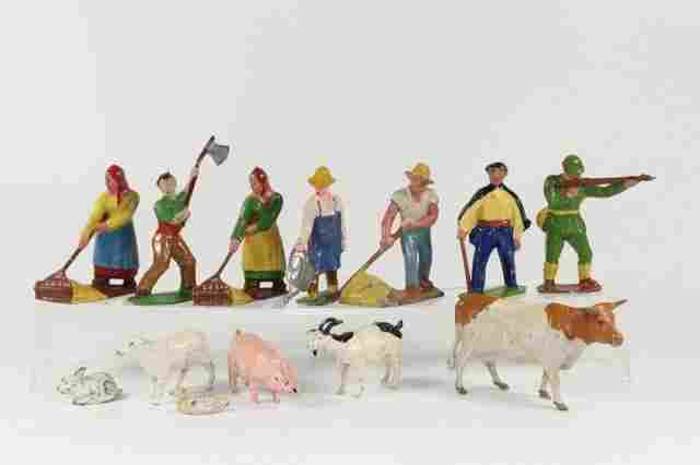 French Charles Lanoy (CL) Farmers