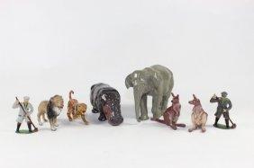 British Hollowcast Zoo Assortment