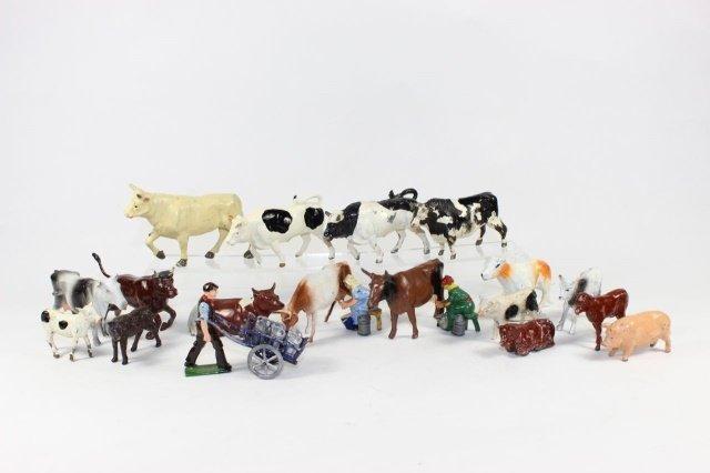 British Hollowcast Dairy Farm