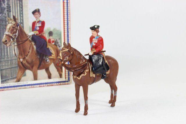 Timpo HM Queen Elizabeth