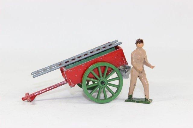 Crescent Builders And Decorators Truck