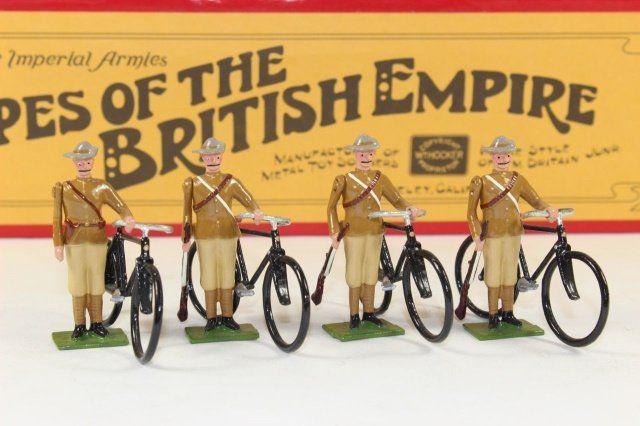 Wm Hocker #15 C.I.V. Cyclist Detachment