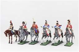 Historical Miniatures Napoleonic Cavalry