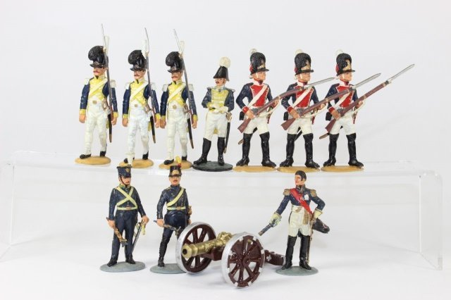 Tradition Napoleonic Infantry And Artillery