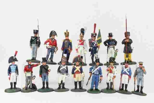 DelPrado Napoleonic Infantry