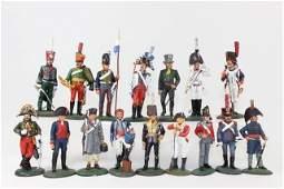 Del Prado Napoleonic Infantry