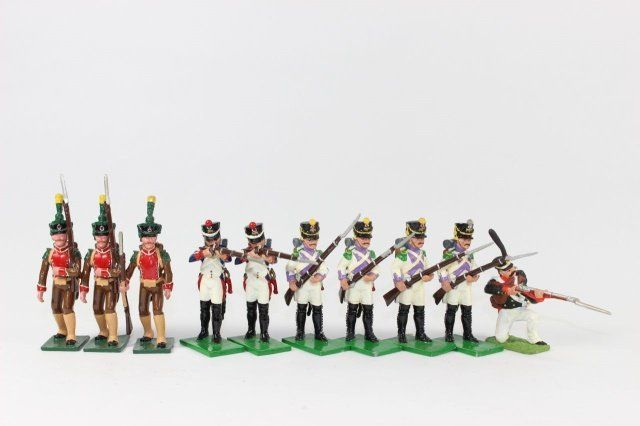 Soldiers Of The World Napoleonic