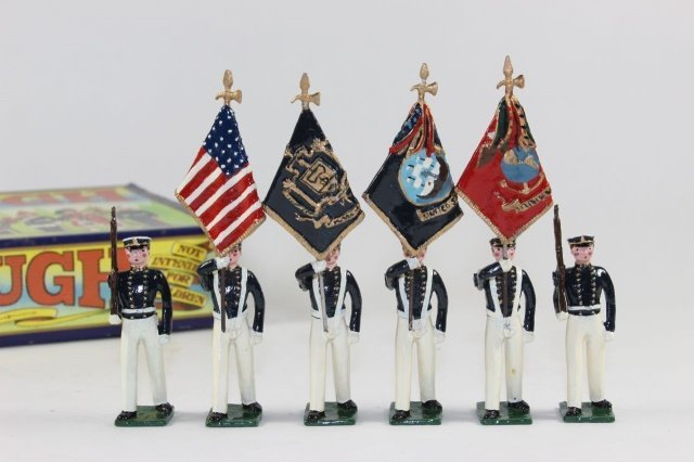 Marlborough A12 United States Naval Academy Colour