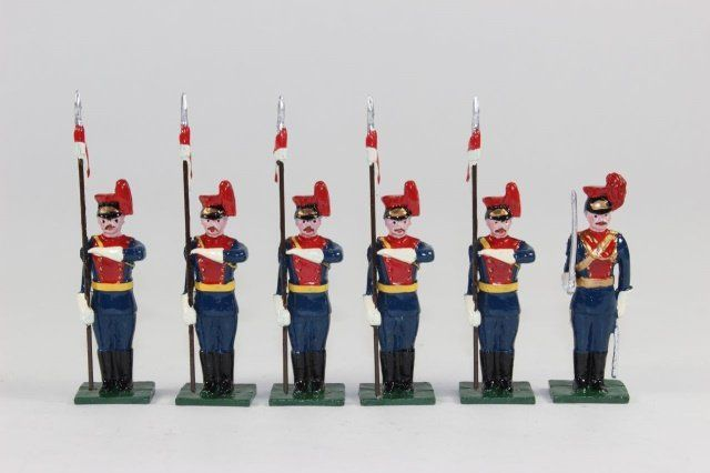 Marlborough M6S 12th Lancers