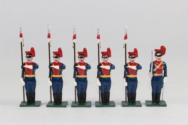 Marlborough M6S 12th Lancers