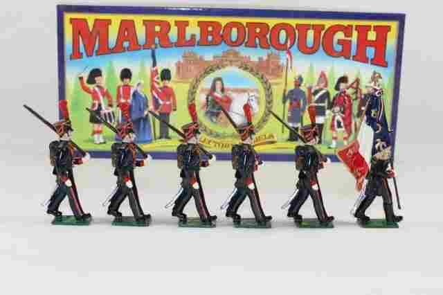 Marlborough MF59 French Marine Fusiliers