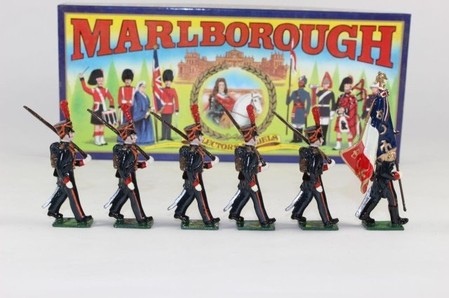 Marlborough MF59 French Marine Fusiliers