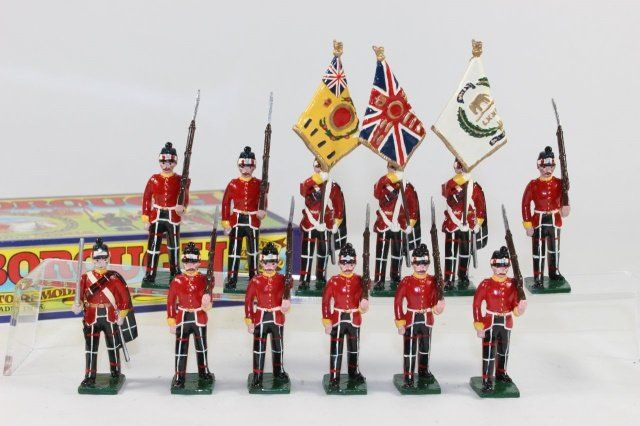Marlborough MF21 Highland Light Infantry 1888