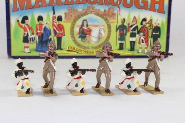 Marlborough MF28 Dervishes & 21st Lancers Omdurman