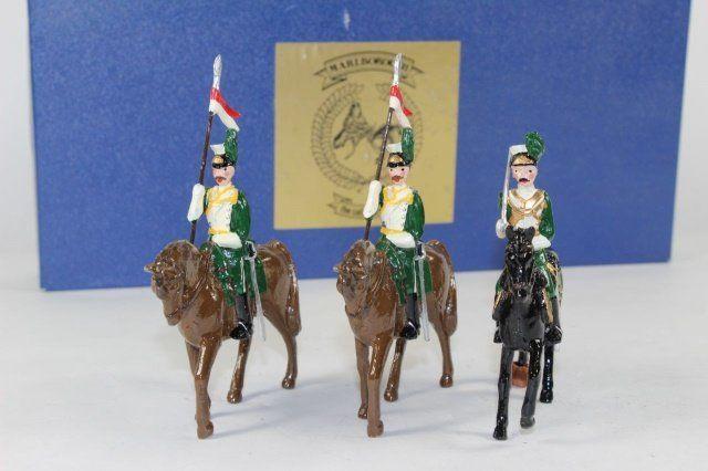 Marlborough Lincolnshire Yeomanry Lancers