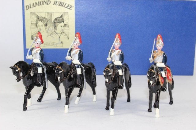 Marlborough J3C Household Cavalry