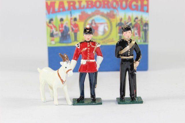 Marlborough MF49A Old Fort Henry Guard Mascot