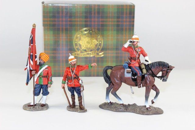King And Country Sons Of The Empire Sikhs