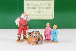 King And Country XMO31 Santa Claus