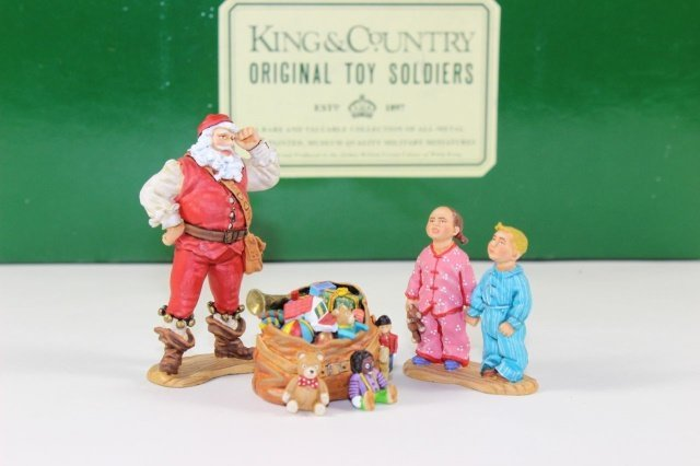 King And Country XMO3-1 Santa Claus