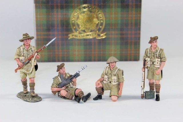 King And Country Eighth Army
