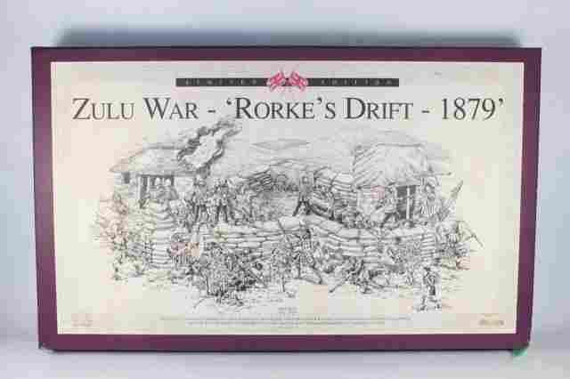 Britains #51029 Zulu Wars