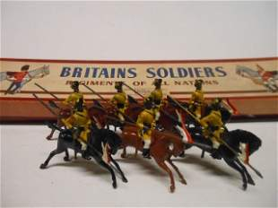 Britains from set #47 Skinners Horse