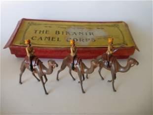 Britains set #123 Bikaner Camel Corps