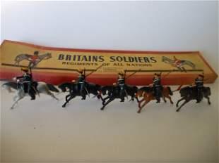 Britains set #136 Russian Cossacks