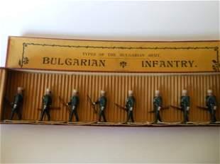 Britains set #173 Bulgarian Infantry