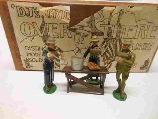 DJ Miniatures, Salvation Army
