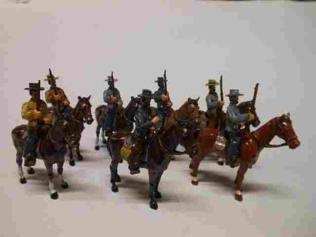 Maker Unknown, Boer Cavalry