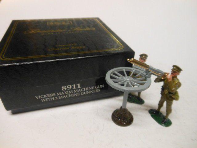 Premier set #8911 Vickers Machine Gun Set