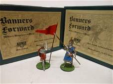 Alymer Banners Forward Knights BF7  BF11