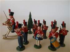 Wendall Toy Town Figures